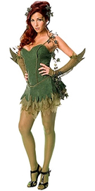 Poison Ivy Costume (Small)