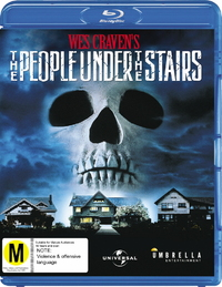 People Under the Stairs on Blu-ray