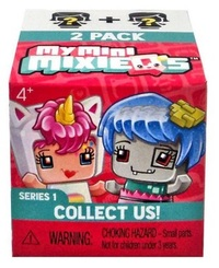 My Mini MixieQ's: Mystery 2-Pack - Series #1