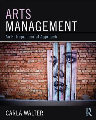 Arts Management by Carla Walter