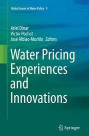 Water Pricing Experiences and Innovations image