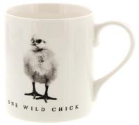McLaggan Smith: Roderick Field Coffee Mug - One Wild Chick