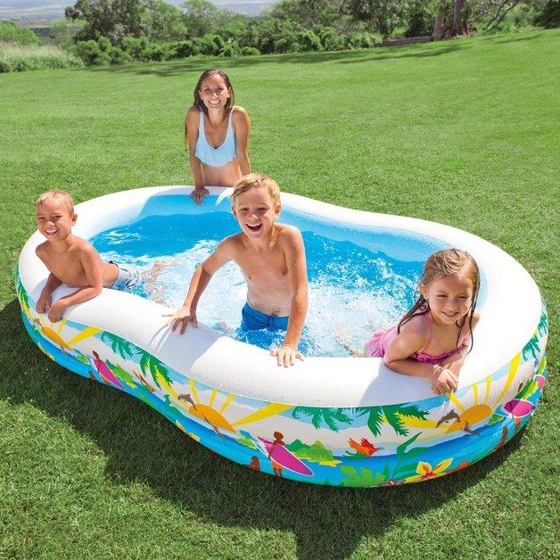 Intex: Swim Center - Paradise Pool