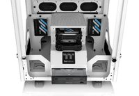 Thermaltake: The Tower 900 E-ATX Vertical Super Tower Chassis - Snow Edition (White) image
