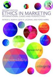 Ethics in Marketing by Patrick E. Murphy