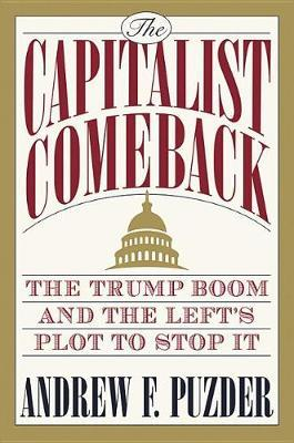 The Capitalist Comeback by Andrew Puzder image