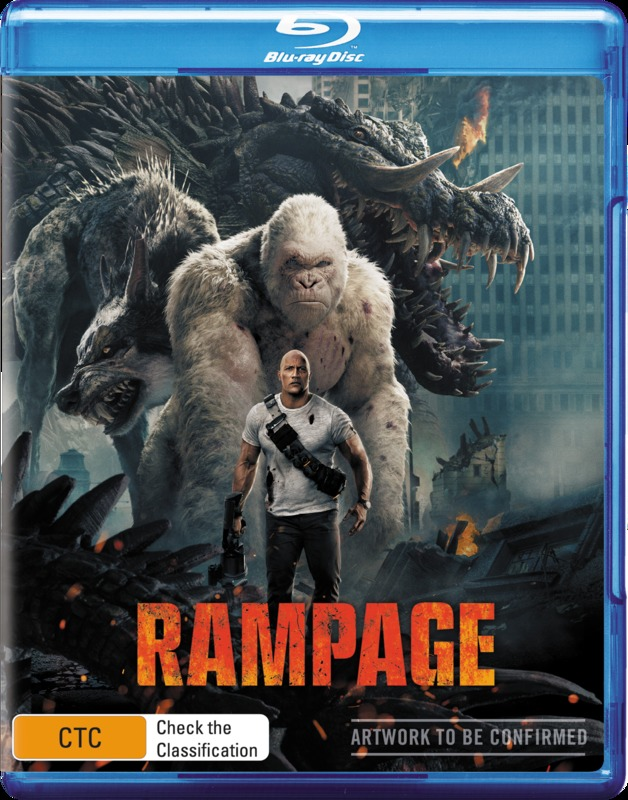 Rampage on Blu-ray