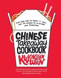Chinese Takeaway Cookbook by Kwoklyn Wan image