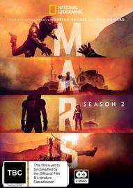 Mars: Season 2 on DVD