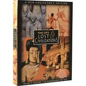 Lost Civilizations (Time Life's) - Collector's Edition (4 Disc Set) on DVD