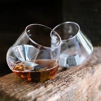 Gentlemen's Hardware: Rocking Whisky Glasses (Set of 2) image