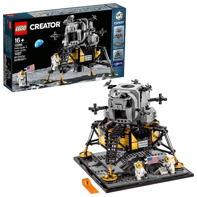 LEGO Creator: NASA Apollo 11 Lunar Lander (10266)