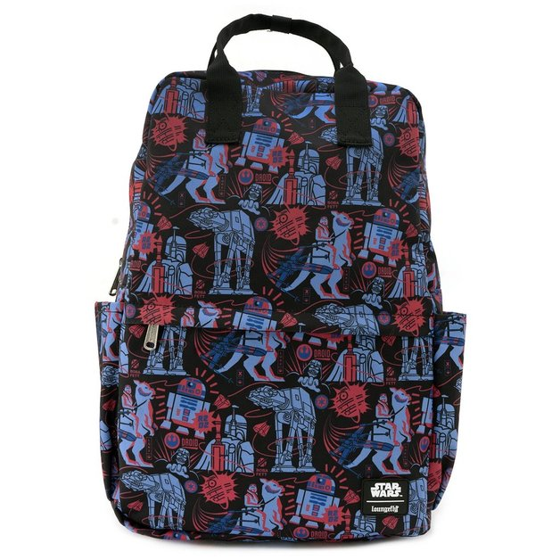 Loungefly: Star Wars - Empire Strikes Back 40th Anniversary Backpack