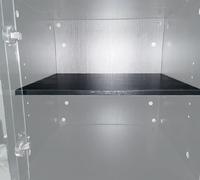 Display Cube Shelf - Black (Single)