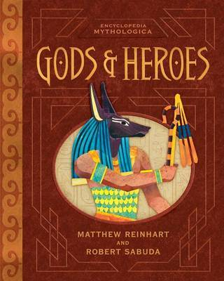Encyclopedia Mythologica: Gods and Heroes Pop-Up Special Edition by Matthew Reinhart image