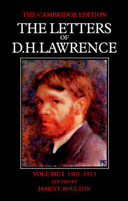 The Letters of D. H. Lawrence by D.H. Lawrence