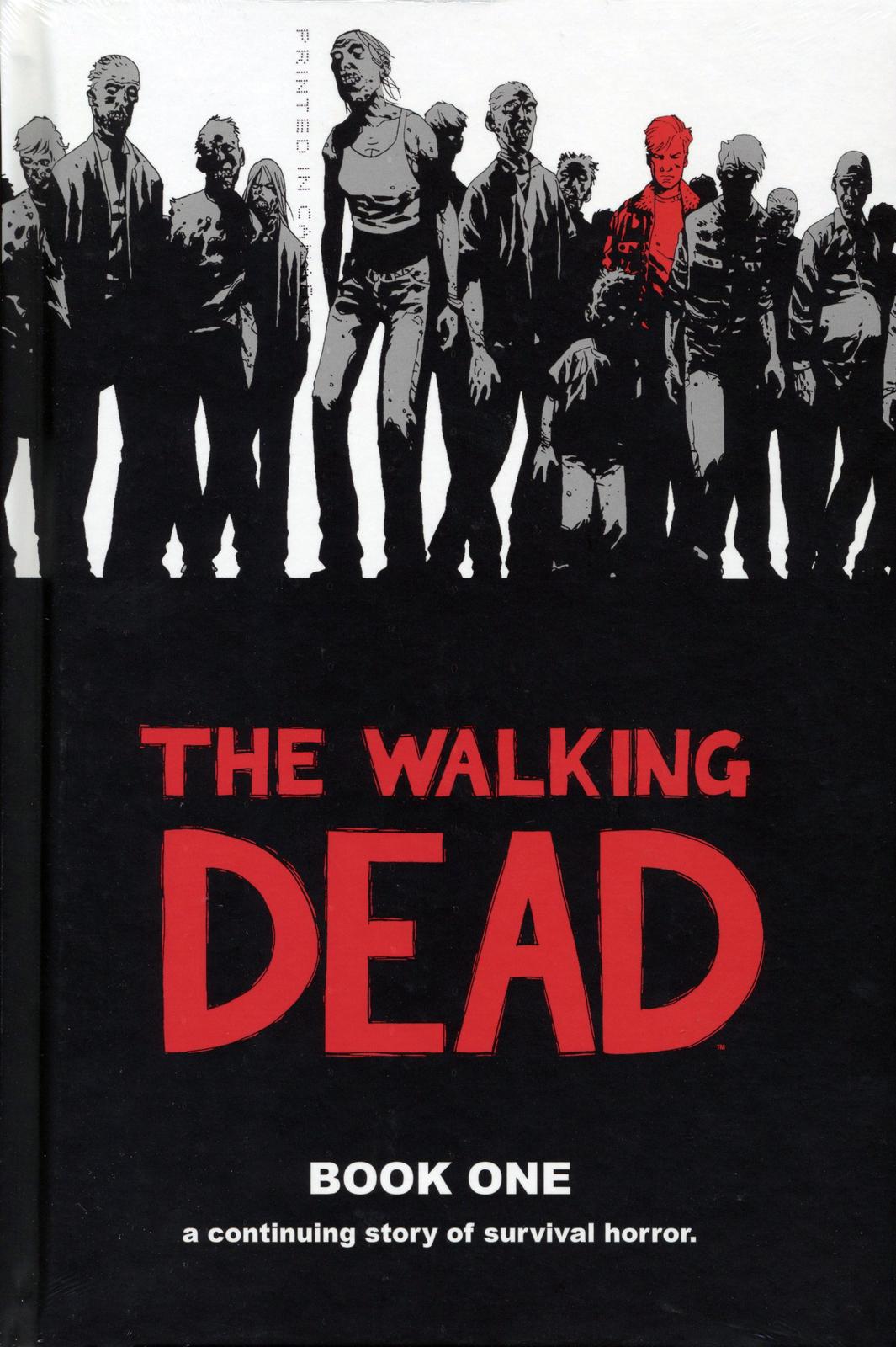 The Walking Dead: Bk. 1 by Robert Kirkman image