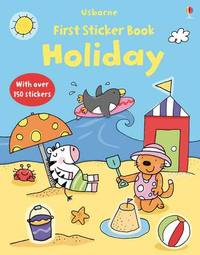 My First Sticker Book by Jessica Greenwell