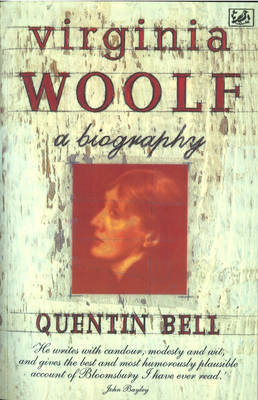 Virginia Woolf by Quentin Bell image