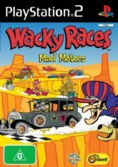 Wacky Races for PlayStation 2
