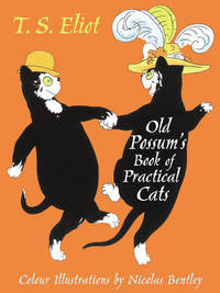 The Illustrated Old Possum by T.S. Eliot