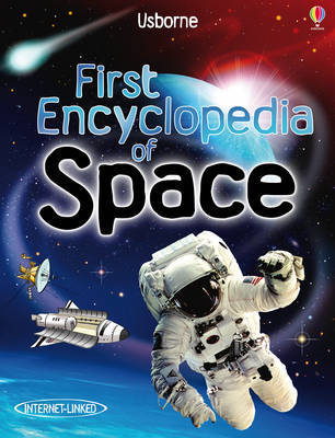First Encyclopedia of Space by Paul Dowsell image