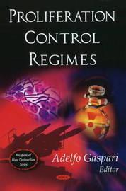 Proliferation Control Regimes image