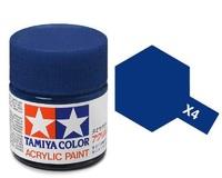 Tamiya Acrylic: Blue (X4)