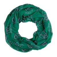 Harry Potter: Slytherin Print Viscose Scarf