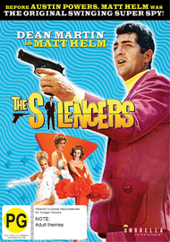 The Silencers on DVD