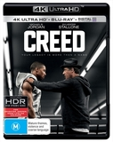 Creed on UHD Blu-ray