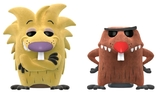 Angry Beavers - Dagget & Nobert (Flocked) Pop! Vinyl 2-Pack