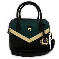 Loungefly: Marvel Loki - Cosplay Duffle Bag