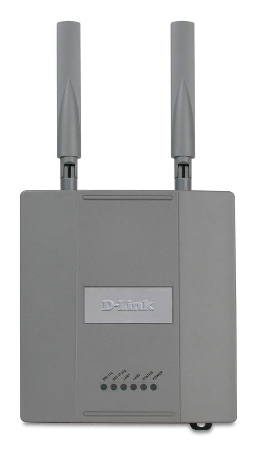 D-LINK Business Class 108Mb A/G Wireless LAN AP/Bridge image
