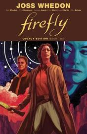Firefly: Legacy Edition Book Two by Zack Whedon image
