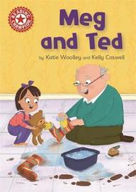 Reading Champion: Meg and Ted by Katie Woolley