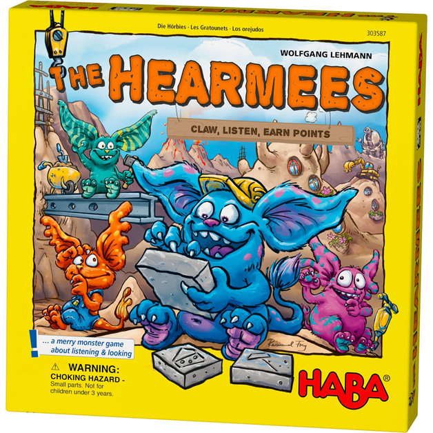 The Hearmees - Children's Game