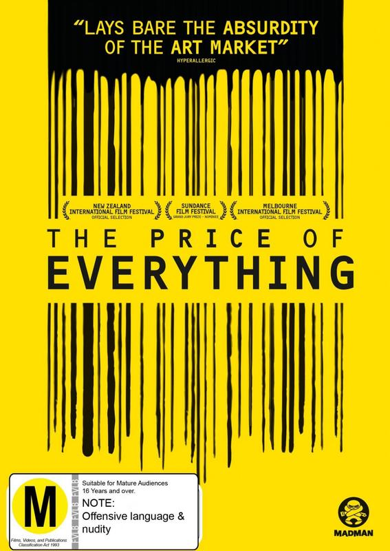 The Price Of Everything on DVD