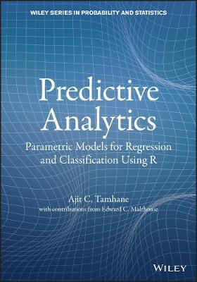 Regression for Predictive Analytics by Ajit C. Tamhane