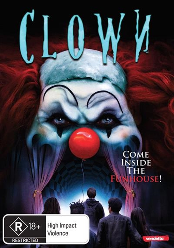 Clown on DVD