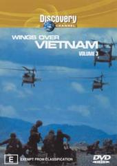 Wings Over Vietnam - Vol. 3 on DVD