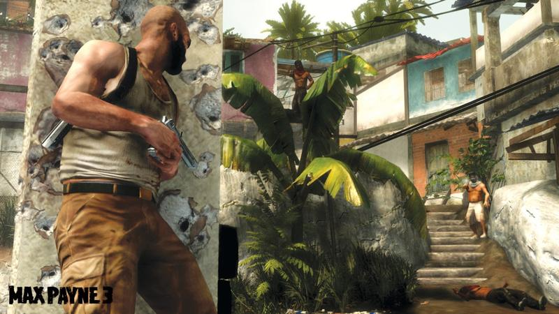 Max Payne 3 for PS3 image