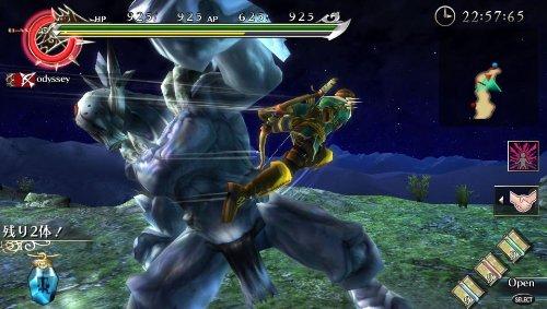 Ragnarok Odyssey for PlayStation Vita image