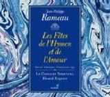 Les Fêtes de l'Hymen et de l'Amour, ou Les Dieux d'Égypte by Rameau