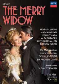 Renée Fleming - Léhar: The Merry Widow on DVD