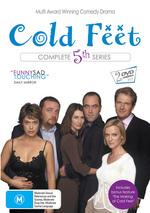 Cold Feet - Complete Series 5 (2 Disc Set) on DVD