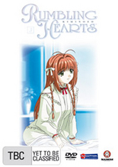 Rumbling Hearts - Kiminozo: Vol. 3 on DVD