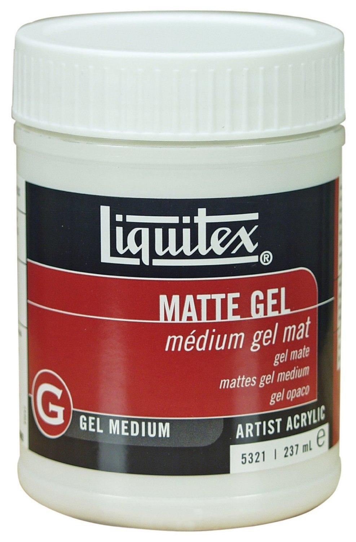 Liquitex: Matte Gel - Medium (237ml) image