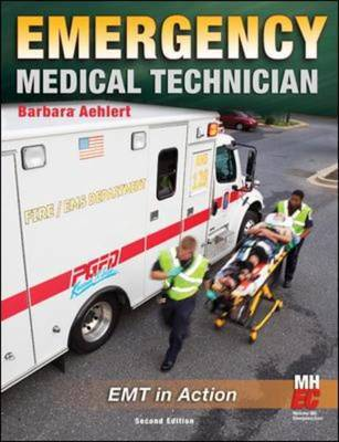 Emergency Medical Technician by Barbara Aehlert image