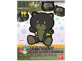 Gundam 1/144 HGPG Petit'gguy Stray Black & Catcos Model Kit